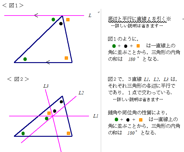 09 20200725三角形内角和